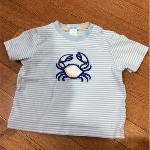 Janie & Jack infant pullover